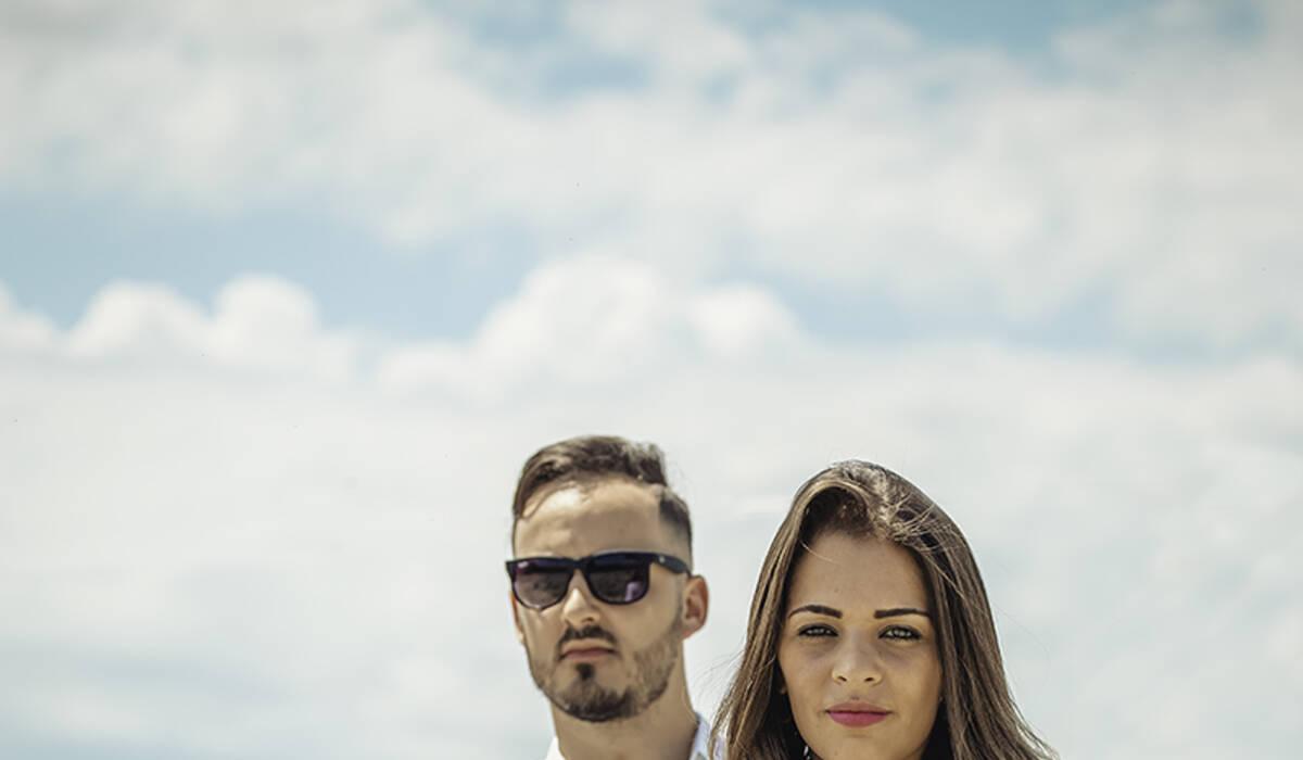 ENSAIO de Jéssica & Gabriel