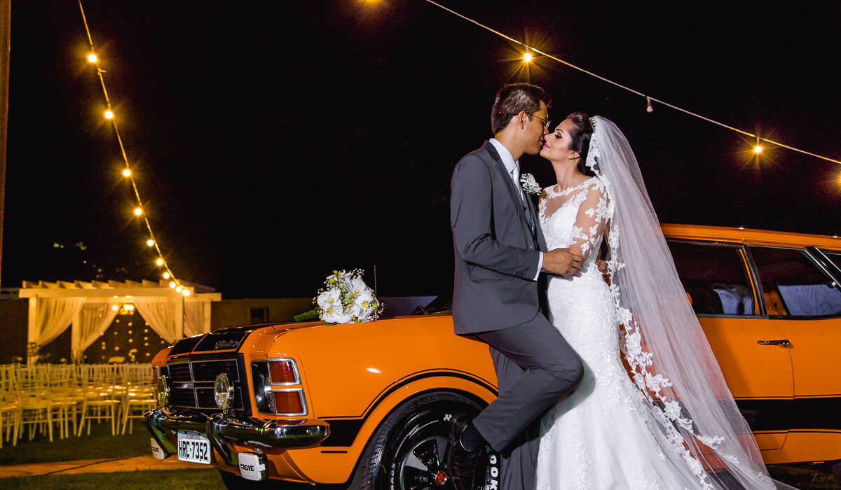 Casamento de Patricia e Claudio