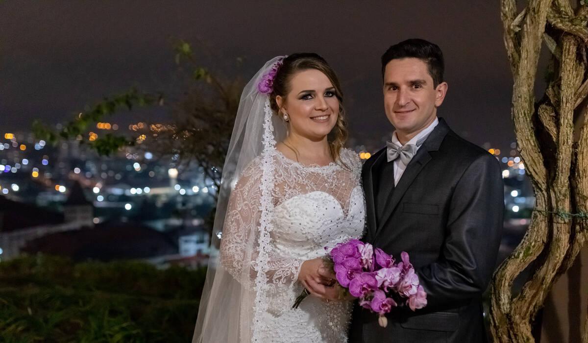 Casamento de Flávia e Leonardo