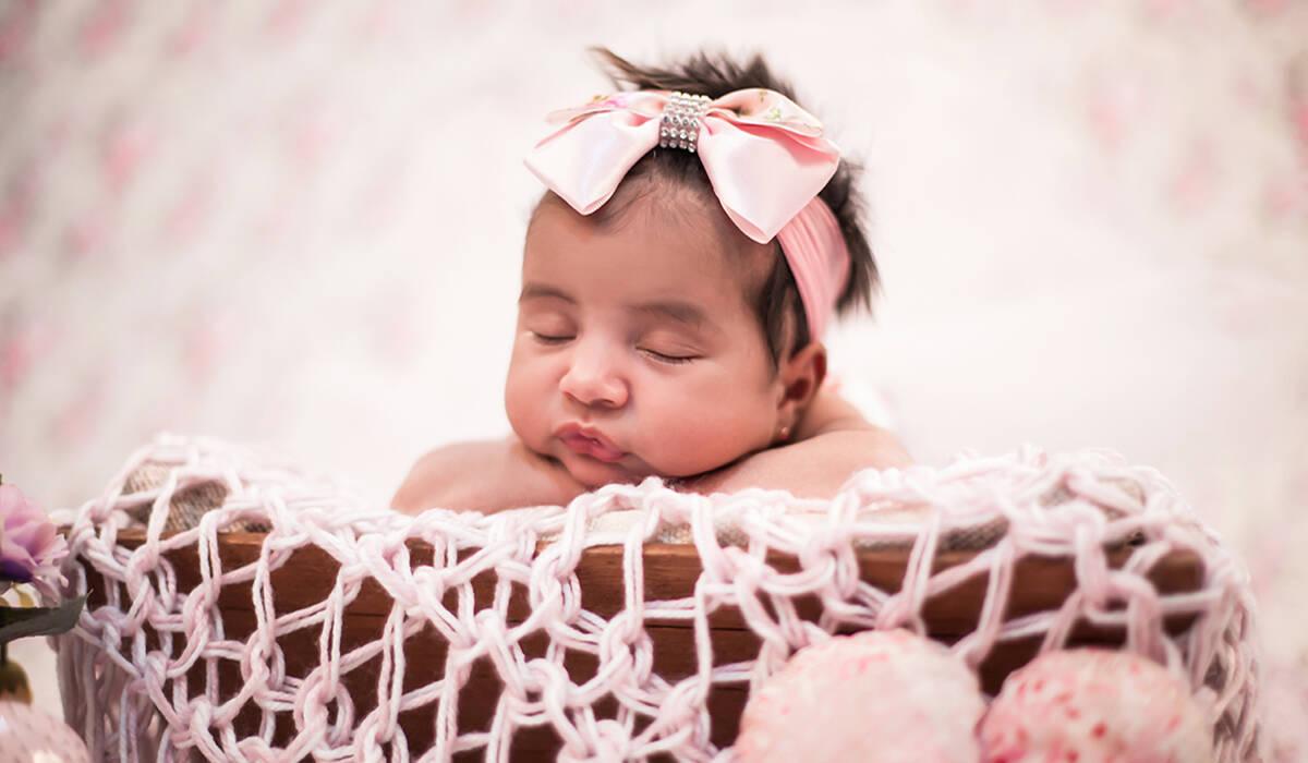 Maria Eduarda de Newborn
