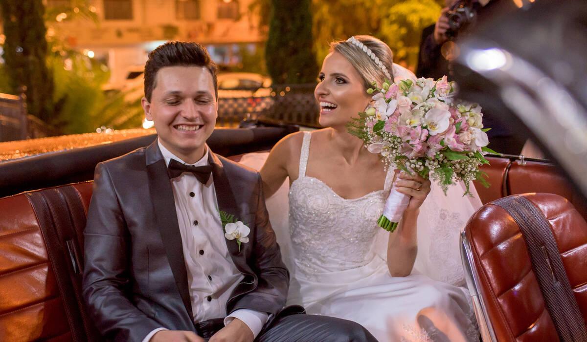 Casamento de Helen e Jander