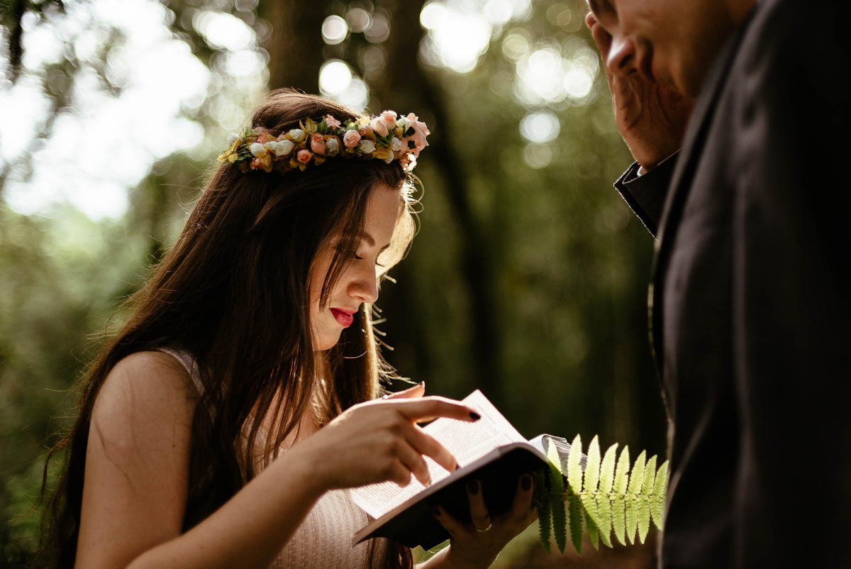 Imagem capa - Elopement Wedding por Janine Araujo Fotografia