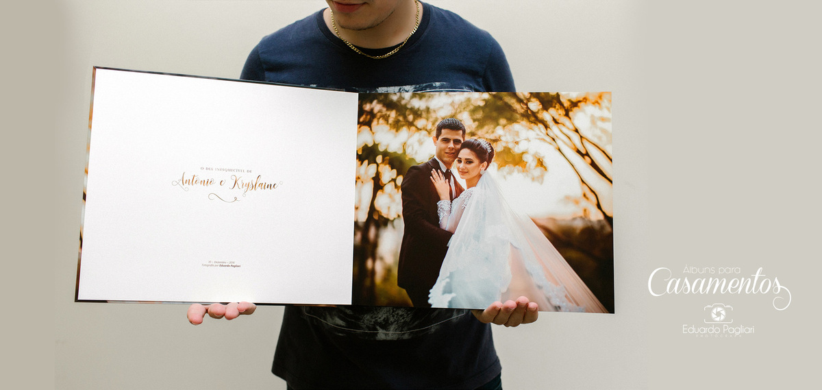 Imagem capa - Diagramação dos álbuns: Eduardo Pagliari por Eduardo Pagliari