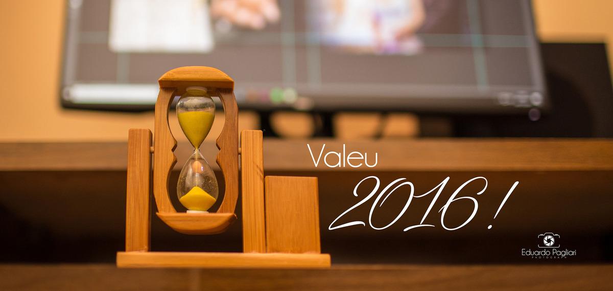 Imagem capa - Valeu 2016! por Eduardo Pagliari