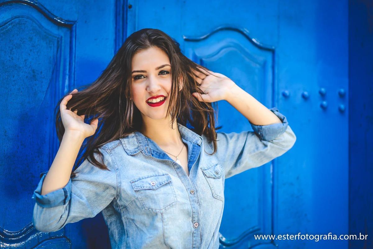 Imagem capa - Ensaio 15 Anos Letícia por Ester Angelini
