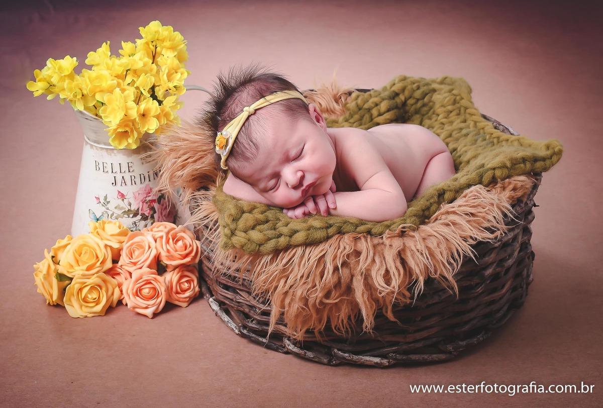 Imagem capa - Newborn Alice por Ester Angelini