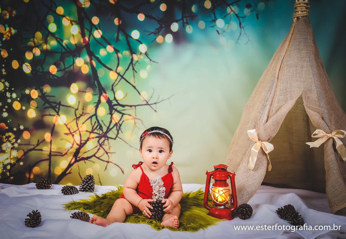 Imagem capa - Ensaio Natal por Ester Angelini