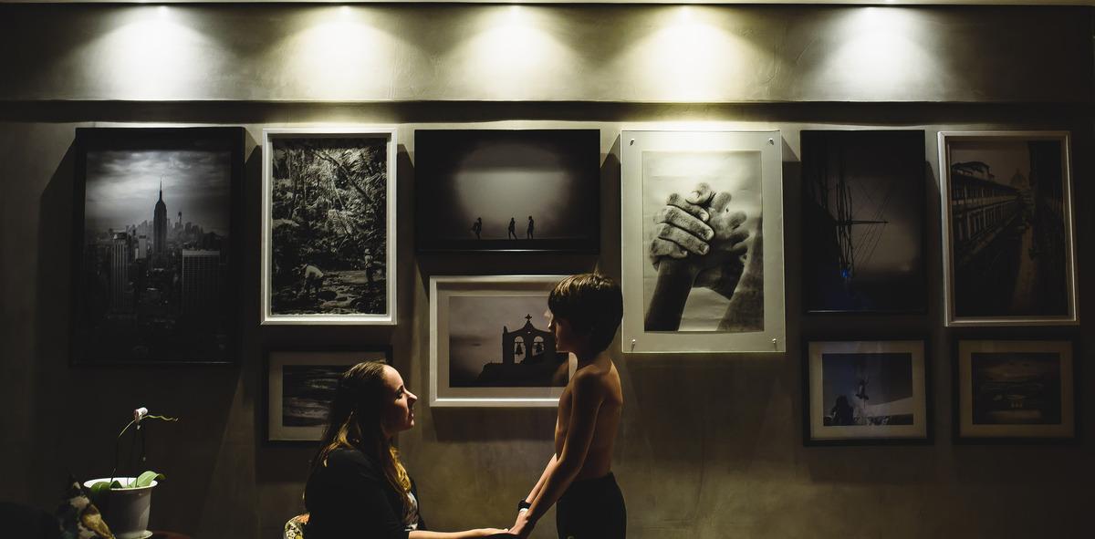 Imagem capa - Não é sobre fotografia, é sobre herança familiar. por Daniel da Silva Freitas
