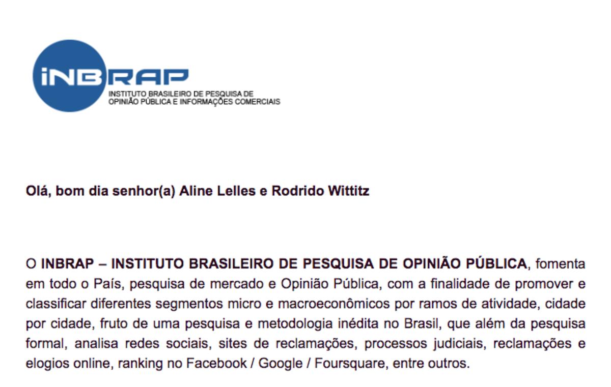Fotografo Top Of Mind Brazil 2018, 1º top Of Mind Brazil 2018, Prêmio Top Of Mind Brazil, Prêmio INBRAP