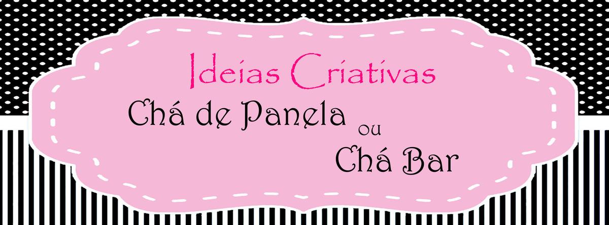 Imagem capa - Brincadeiras Chá de Panela ou Chá Bar por Rosélia Lima