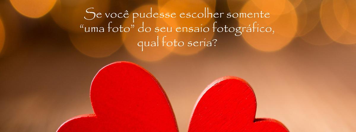 Imagem capa - Enquete - foto pré-casamento por Rosélia Lima