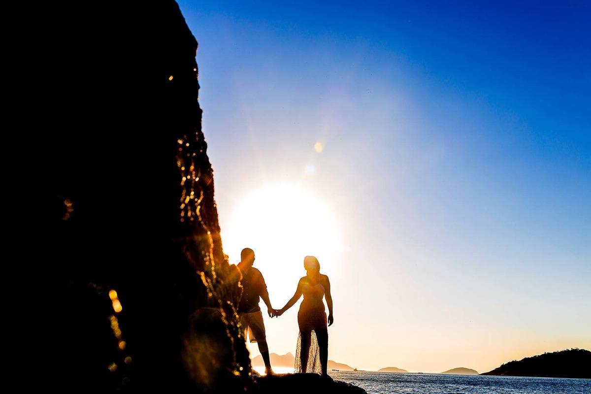 Imagem capa - Ensaio Fotografico Casal no Rio de janeiro: Fernanda & Leandro por Wellington Arruda