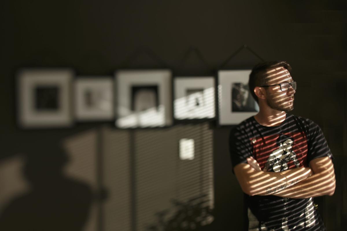 Imagem capa - Dj Marcelinho. por Caio Mayer Fotografia