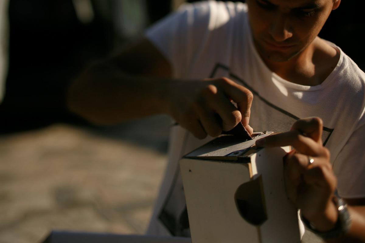 Imagem capa - Mão na Massa por Caio Mayer Fotografia
