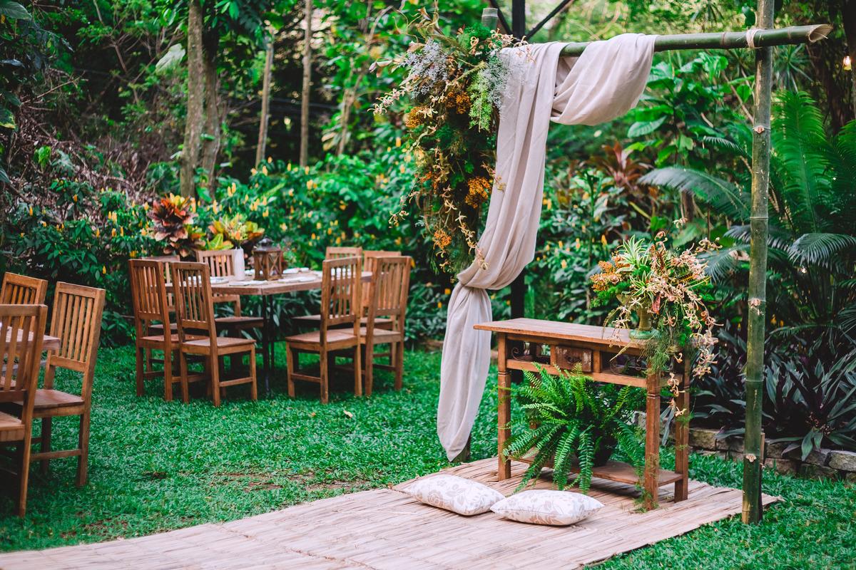 Imagem capa - Casando a luz do dia, ao ar livre por Nossa Casa Estúdio Fotografia de Casamento Rio de Janeiro