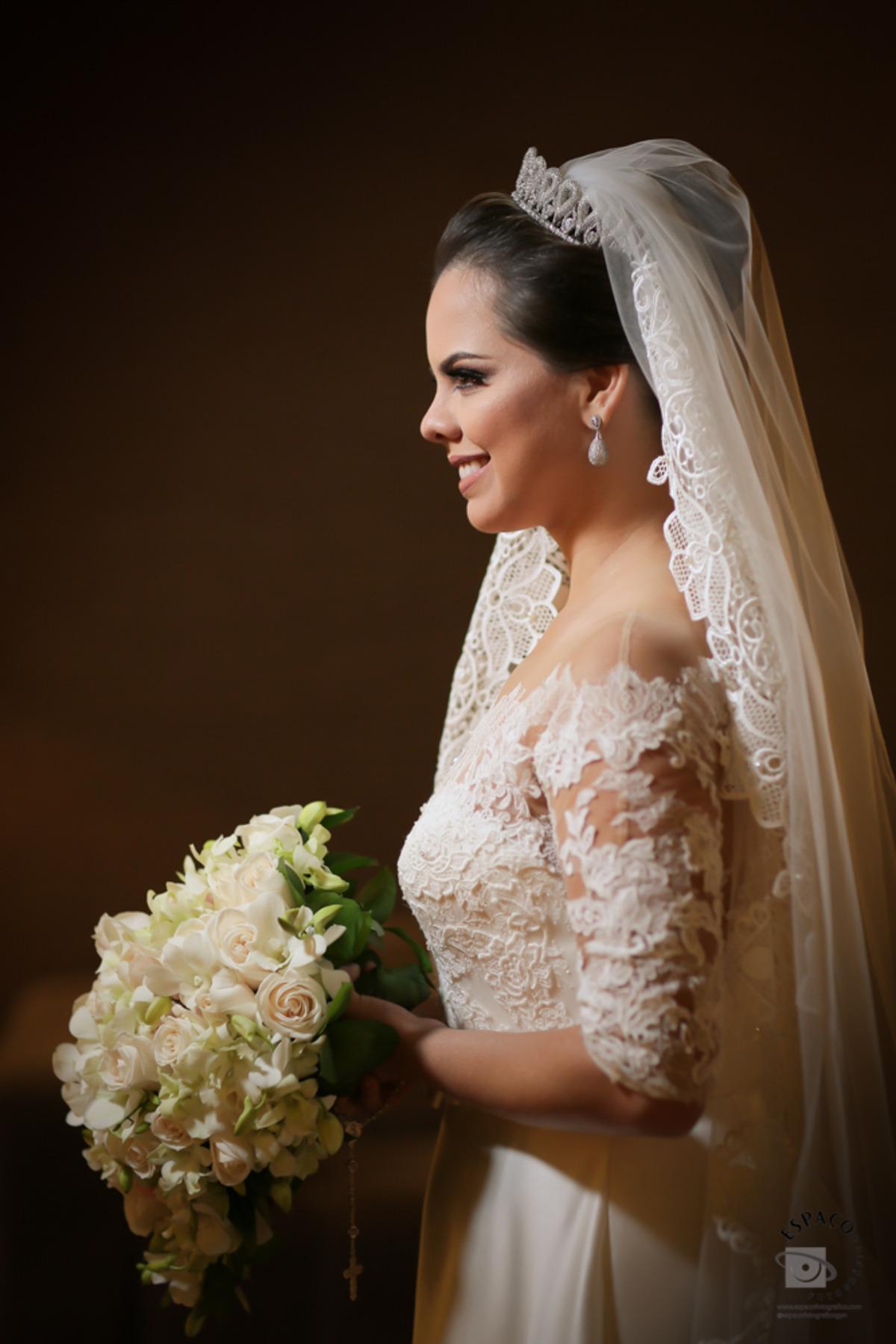 Tendência de vestido de noiva 2018 -  Espaço Fotográfico
