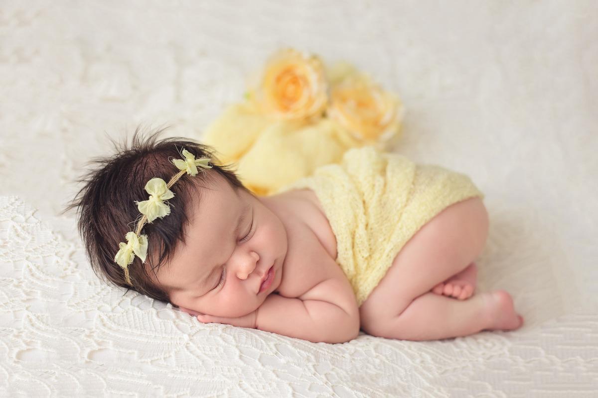 Imagem capa - Ensaio Newborn - Perguntas Frequentes por Deborah Demétrio