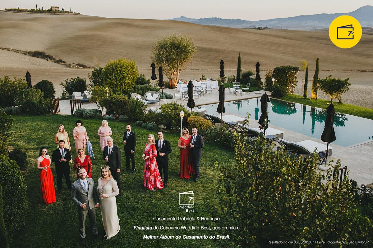 Imagem capa - FINALISTA | WEDDING BEST - O ÁLBUM por Guilherme Bastian