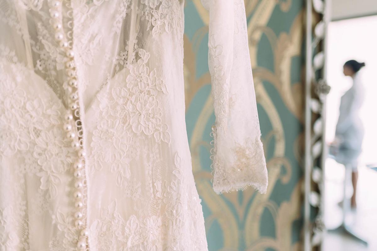 Imagem capa - Wedding: O vestido - parte 1 de 2 por W&W Fotografia