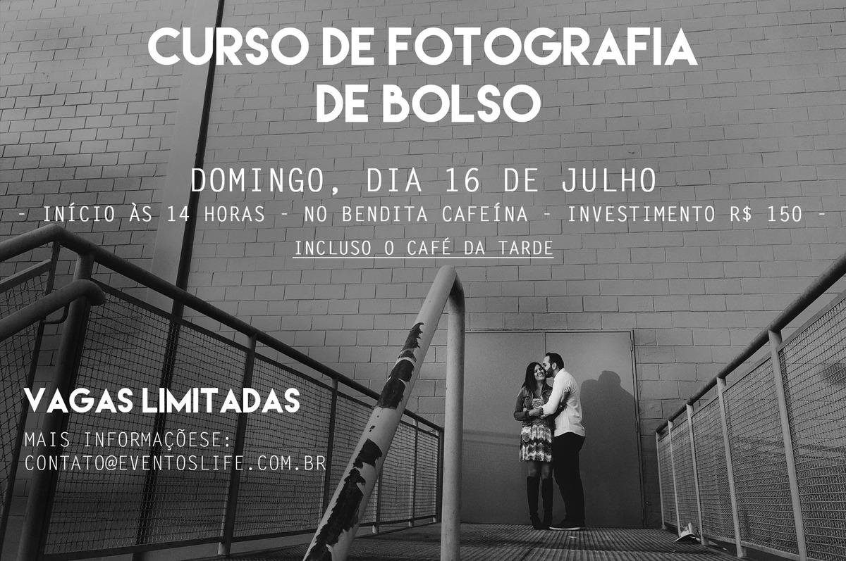 Imagem capa - Curso Fotografia de Bolso por Life Fotografia