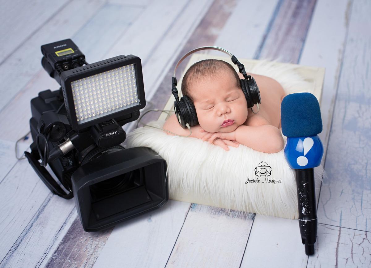 Imagem capa - Ensaio newborn - Miguel, 7 dias por Juciele Marques
