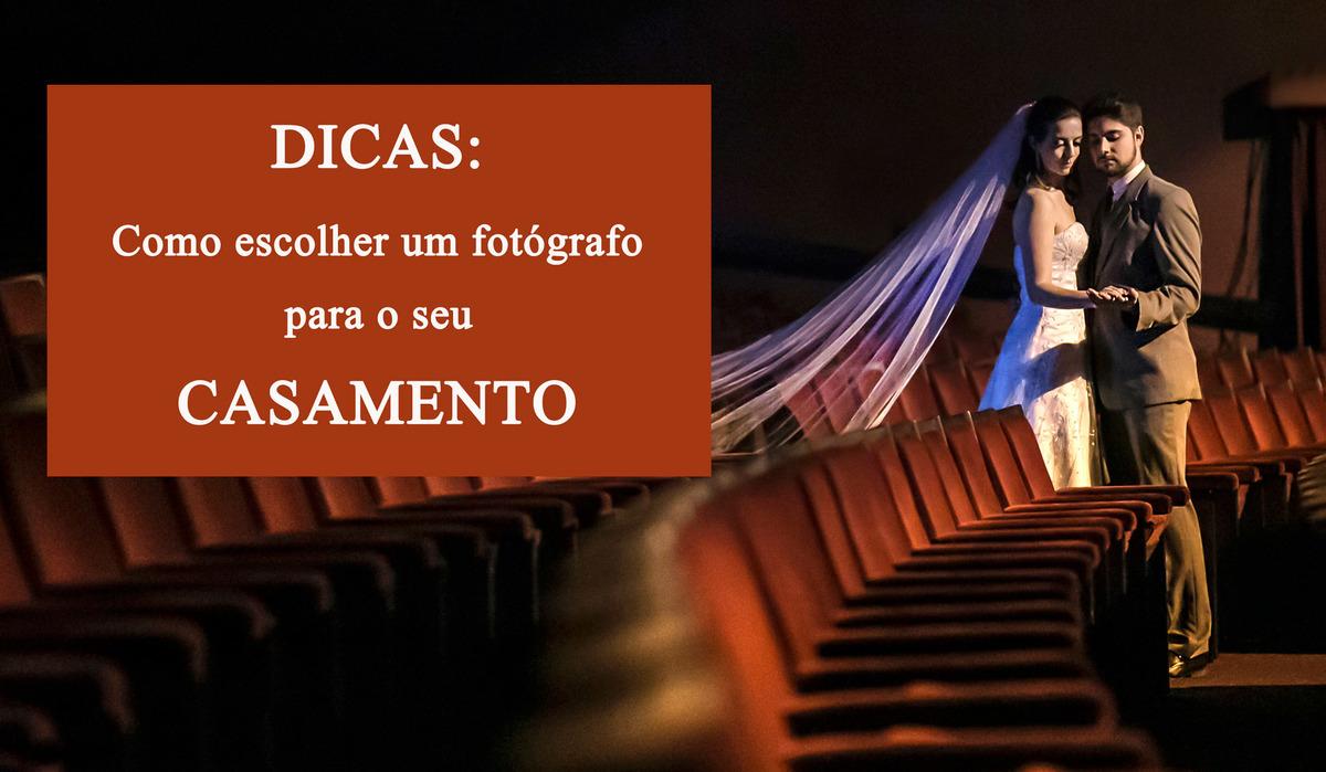 Imagem capa - Dicas - Como escolher um fotografo para o seu casamento! por Camera 4 Fotografia