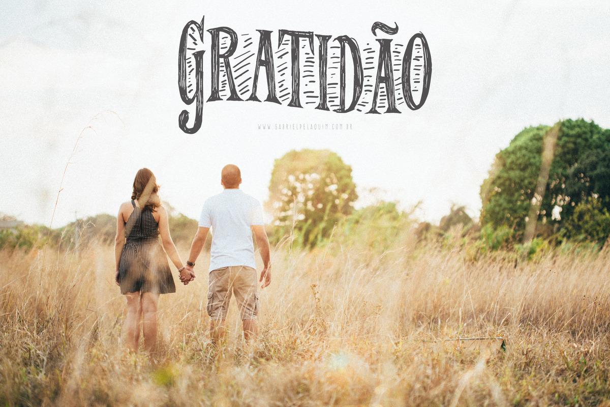 Imagem capa - GRATIDÃO por Gabriel Pereira Pelaquim
