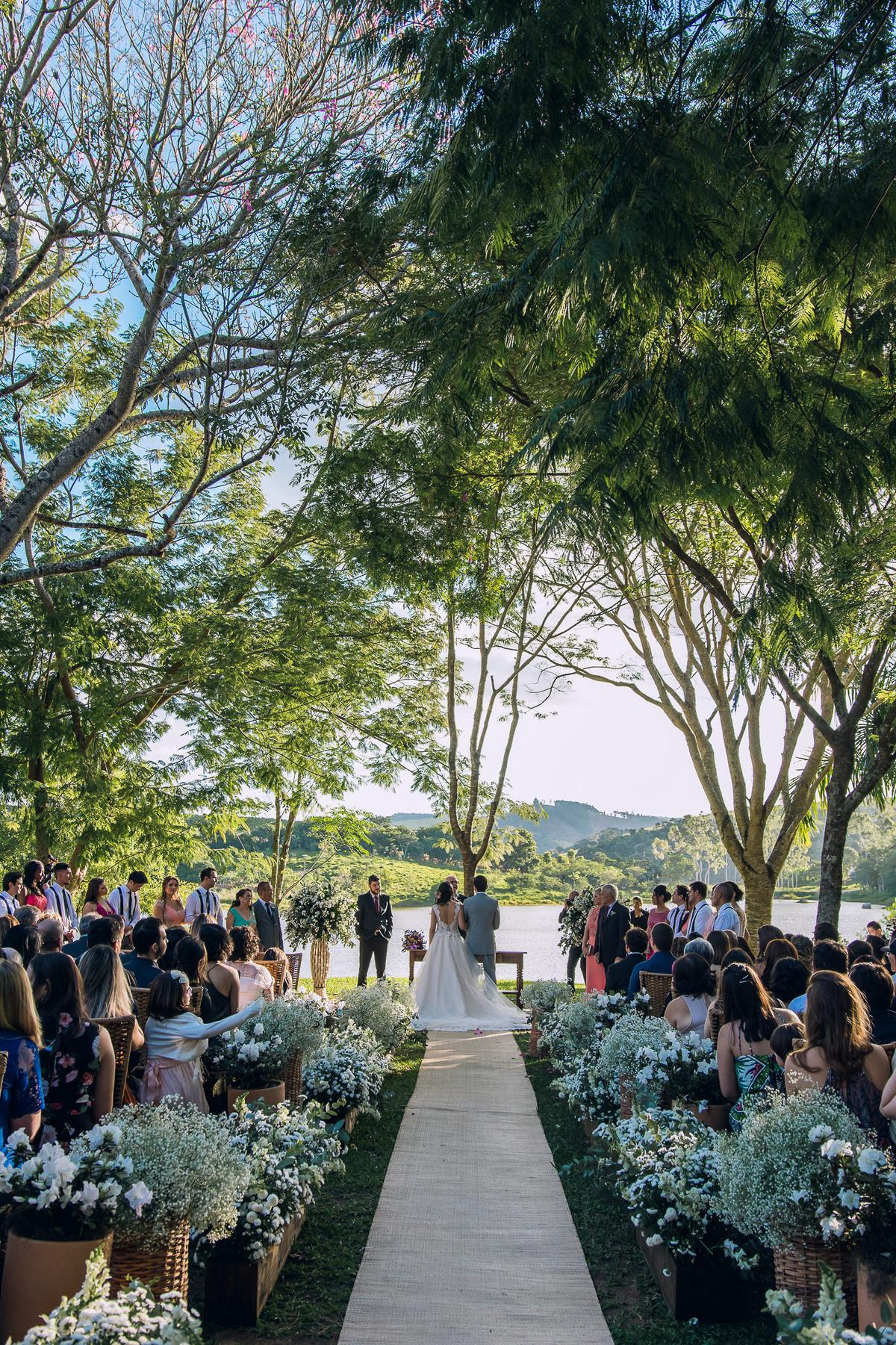 Imagem capa - Idéias e Inspirações de decoração para casamento no campo por Fernando Ramos - Fotografia