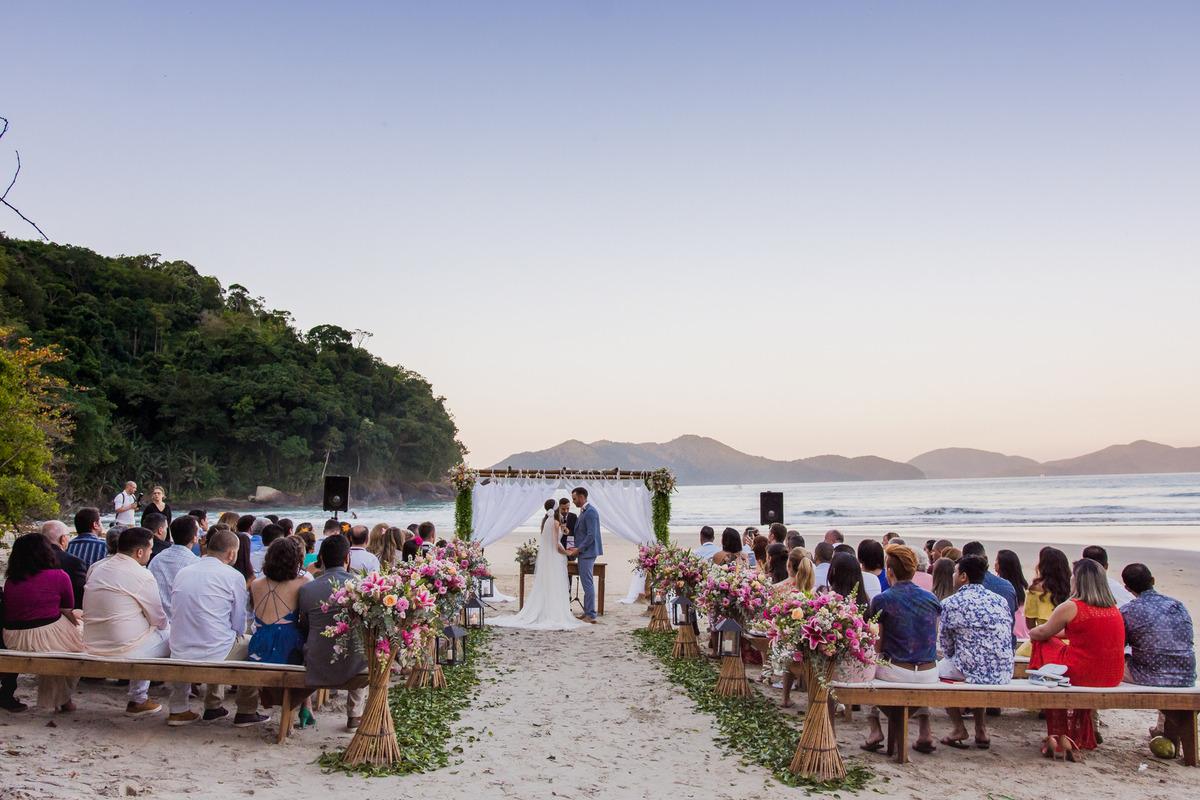 Imagem capa - Idéias e Inspirações de decoração para casamento na praia por Fernando Ramos - Fotografia