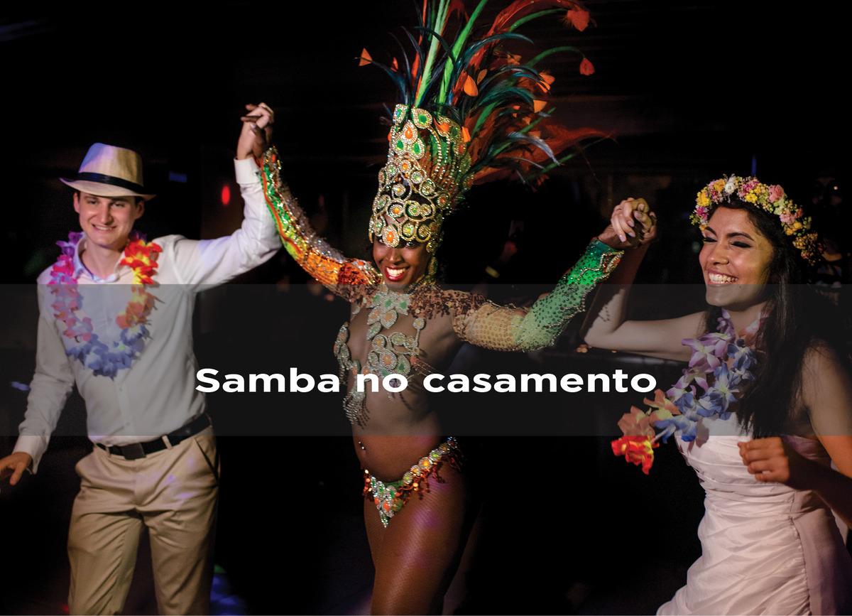 Imagem capa - Samba no Casamento por Gustavo Medeiros