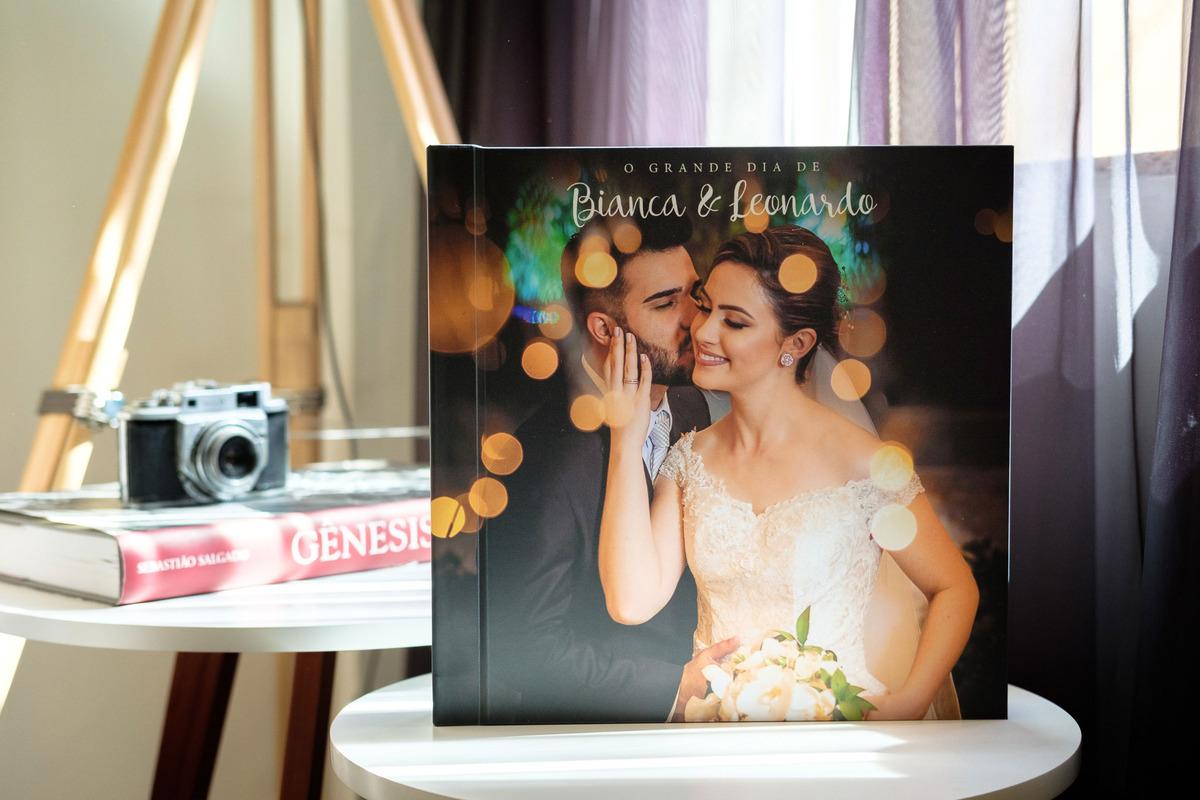 Imagem capa - Álbum - Bianca e Leonardo por Edu Freire