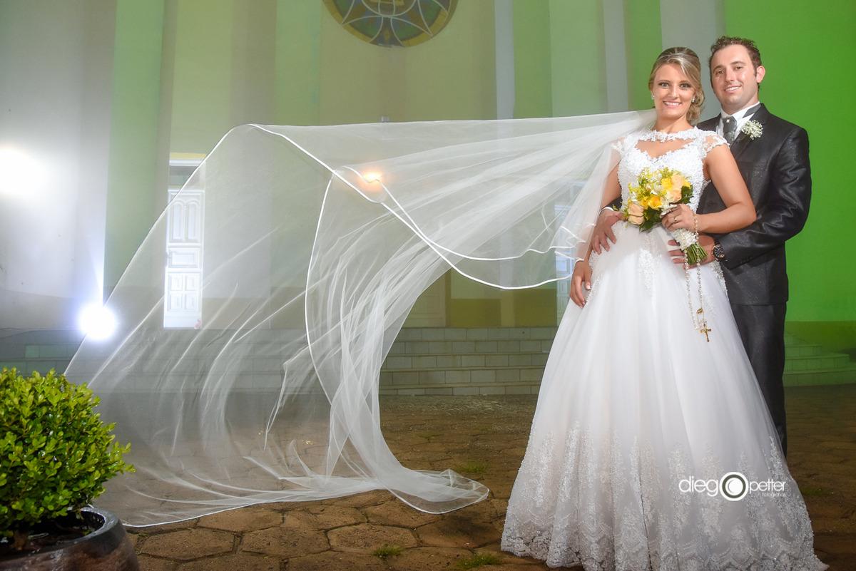 Imagem capa - Casamento Ariane e Marcelo | Pouso Novo/RS por Diego Petter