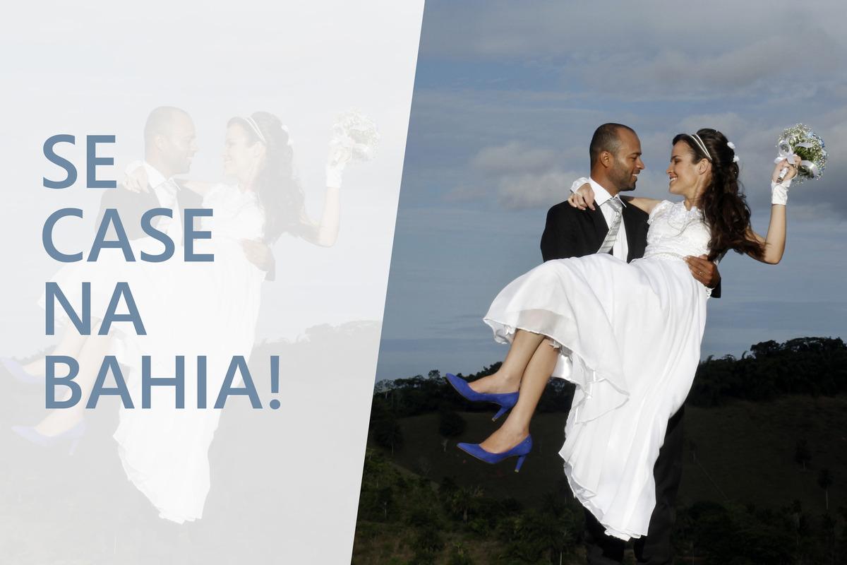 Imagem capa - Se case na Bahia! por Lu Nogueira