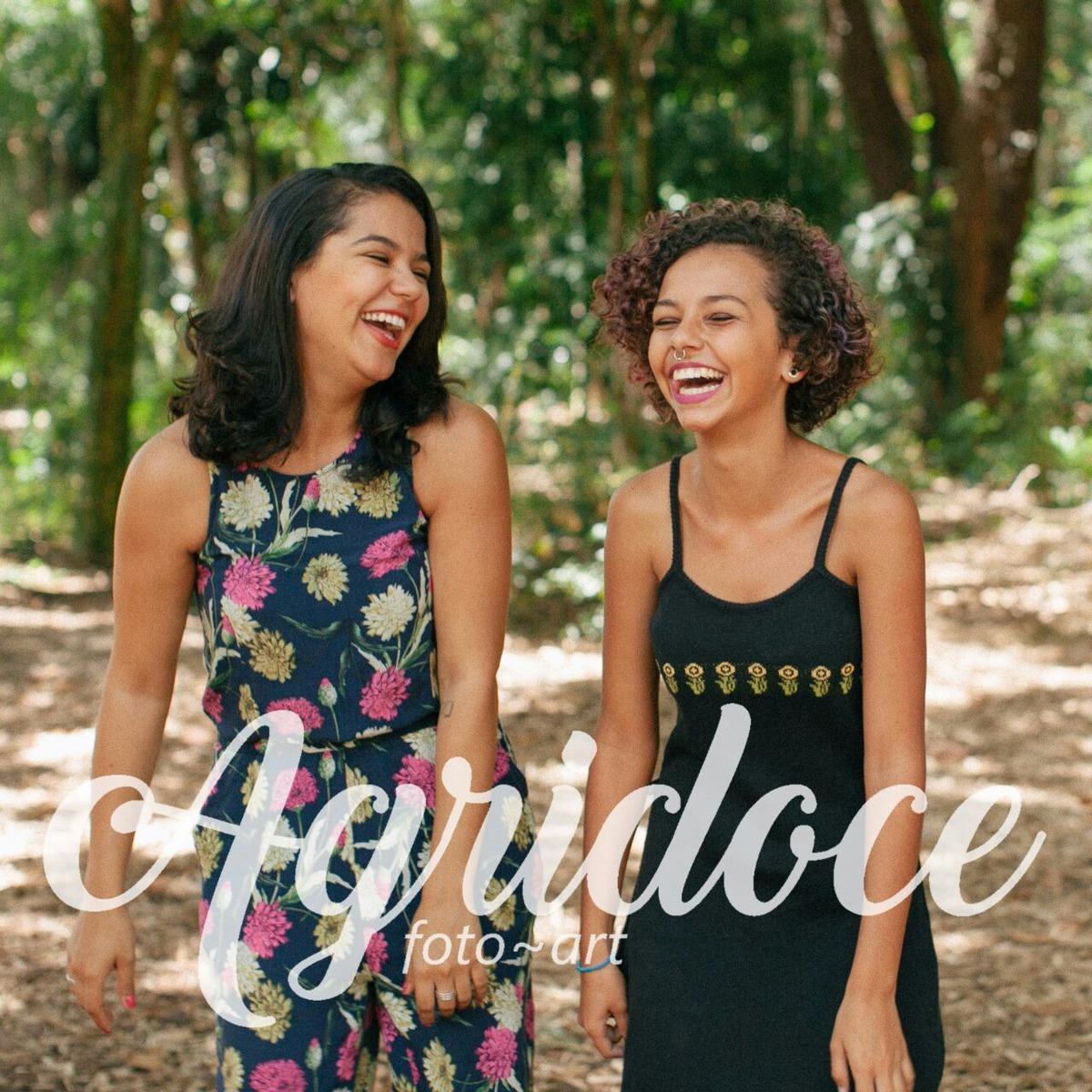 Imagem capa - Gabrielle e Letícia por Agridoce
