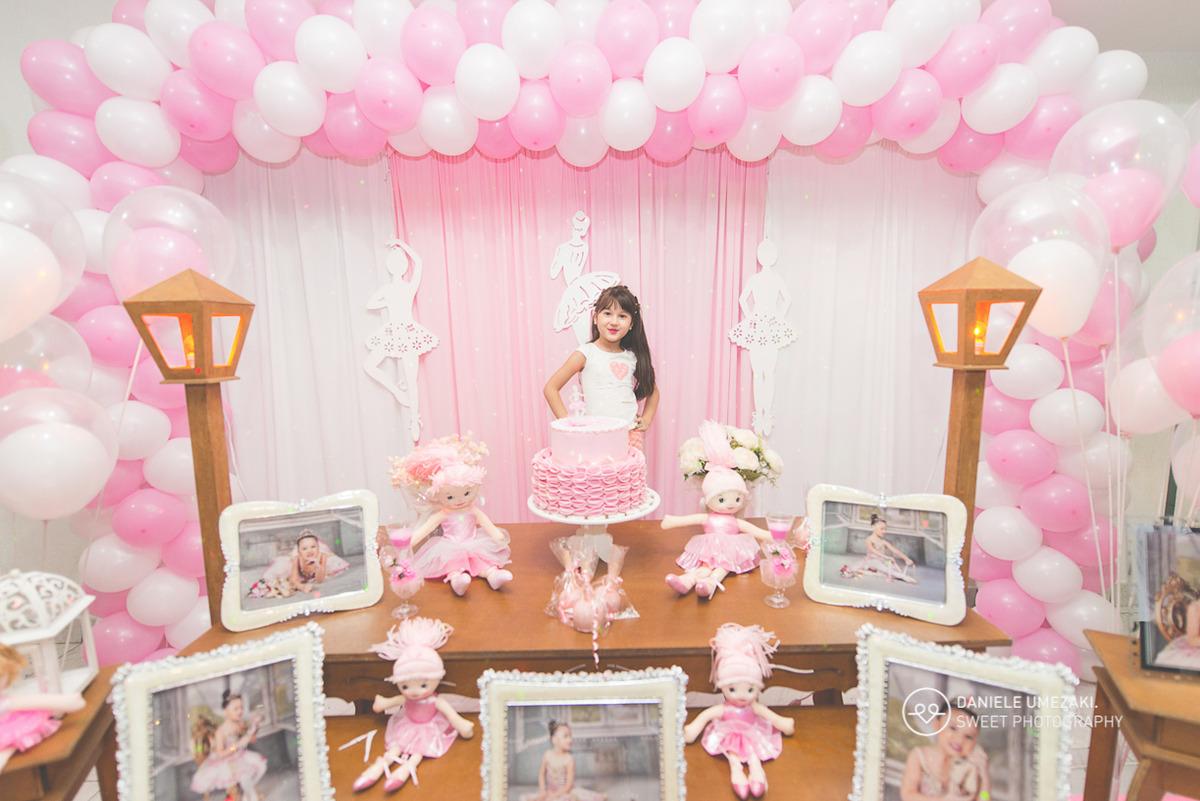 Imagem capa - {♡} aniversário da Júlia, 5 anos por Daniele Umezaki Sweet Photography