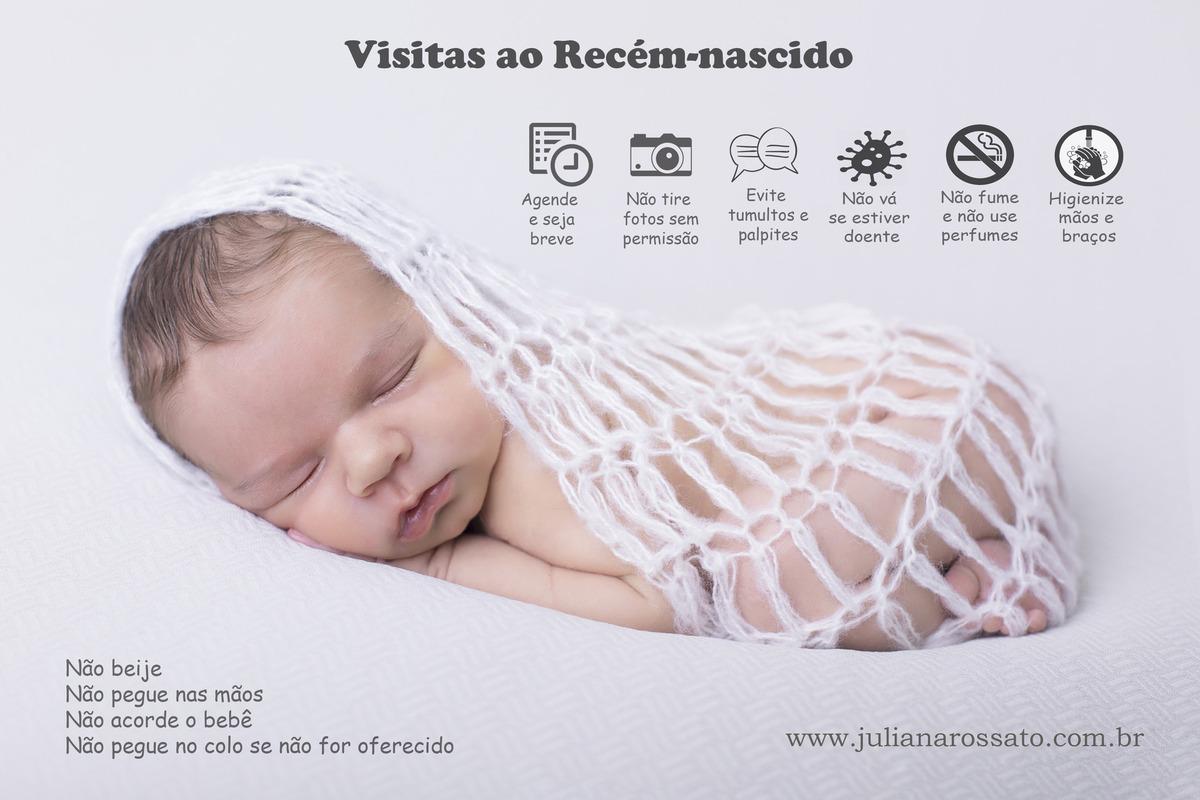 Imagem capa - Visitas ao Recém-nascido por Juliana S Rossato