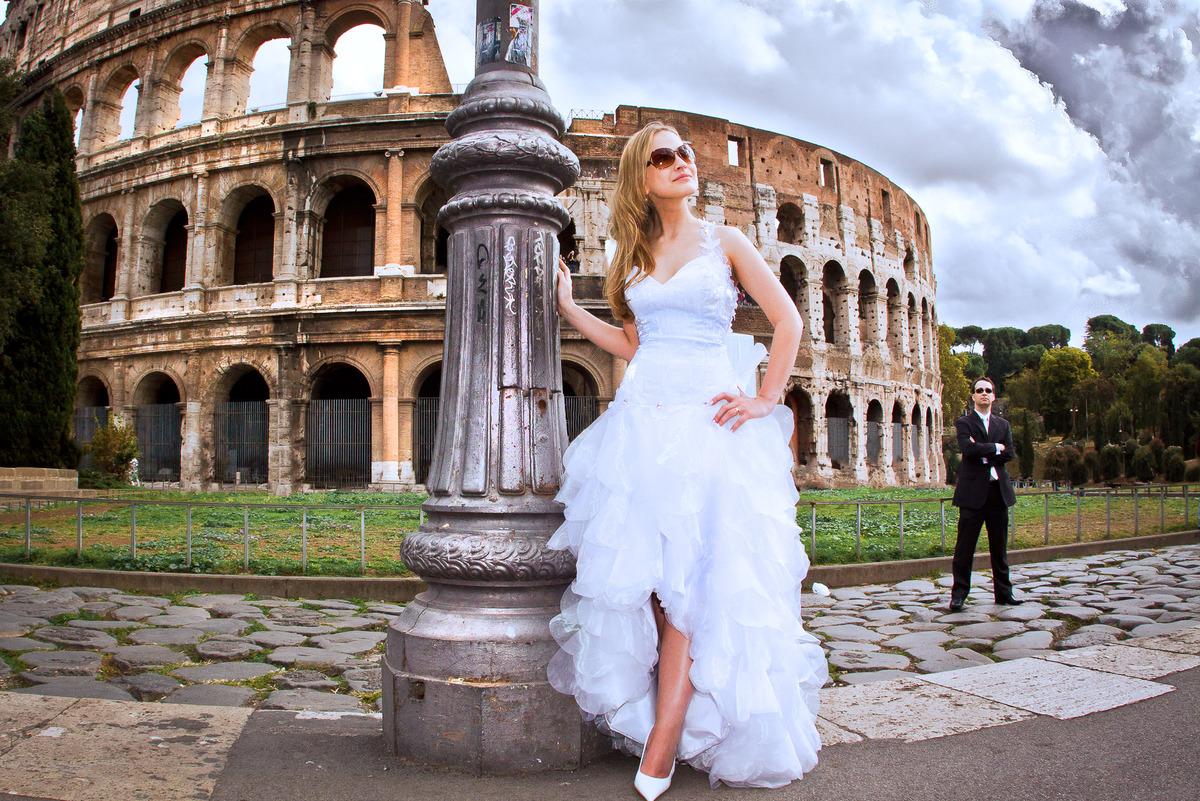 Imagem capa - Trash The Dress - A Diferença das Mesmas Fotos em 7 anos por Vinicius Vogel