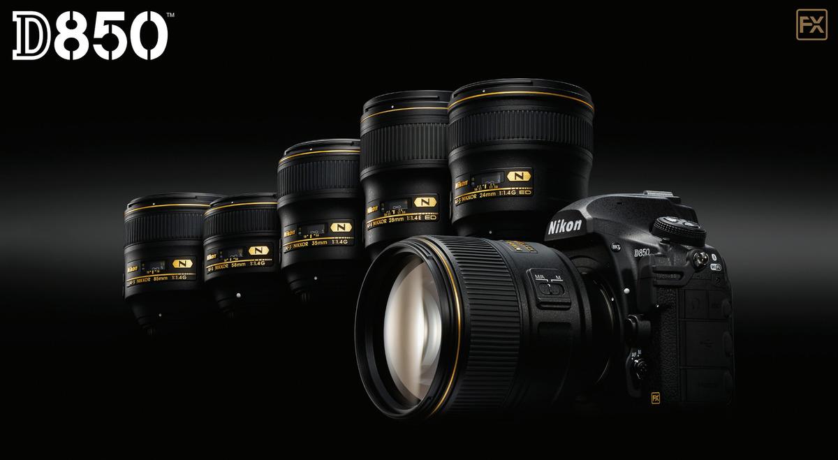 Imagem capa - Lançamento Nikon D850 por Rafael Steffen