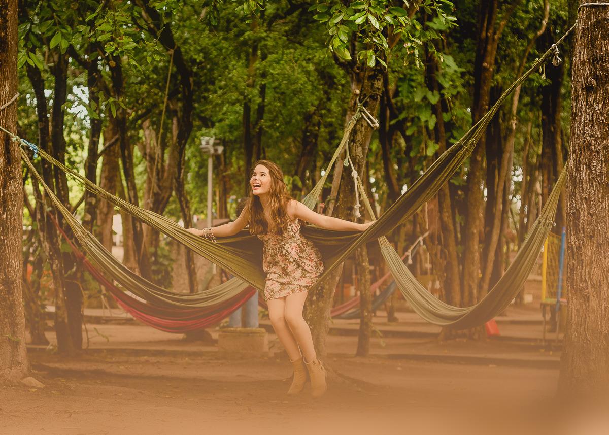 Ensaio de Mariah no Bosques dos Sonhos, clique na foto e veja na íntegra!