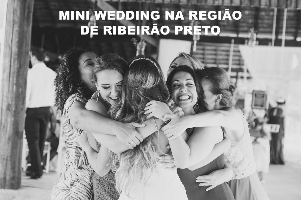 Imagem capa - Mini wedding na região de Ribeirão Preto por Ricardo Bragiato