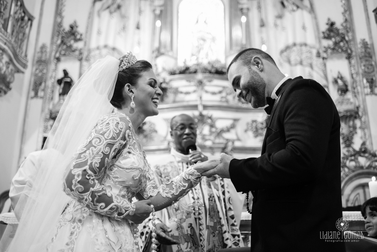 Imagem capa - Casamento Danúzia e Luismar por Lidiane Gomes