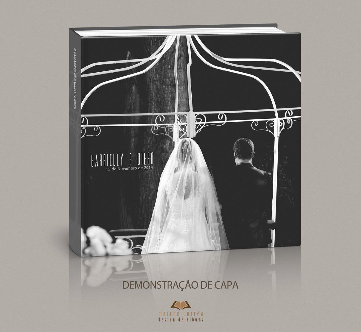 Imagem capa - O álbum de casamento por Fotógrafo Renan Almeida