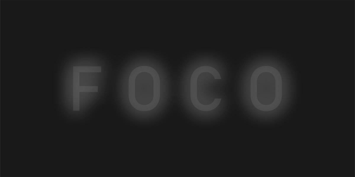 Imagem capa - A importância do foco (na fotografia, no negócio...) por Diego Cunha