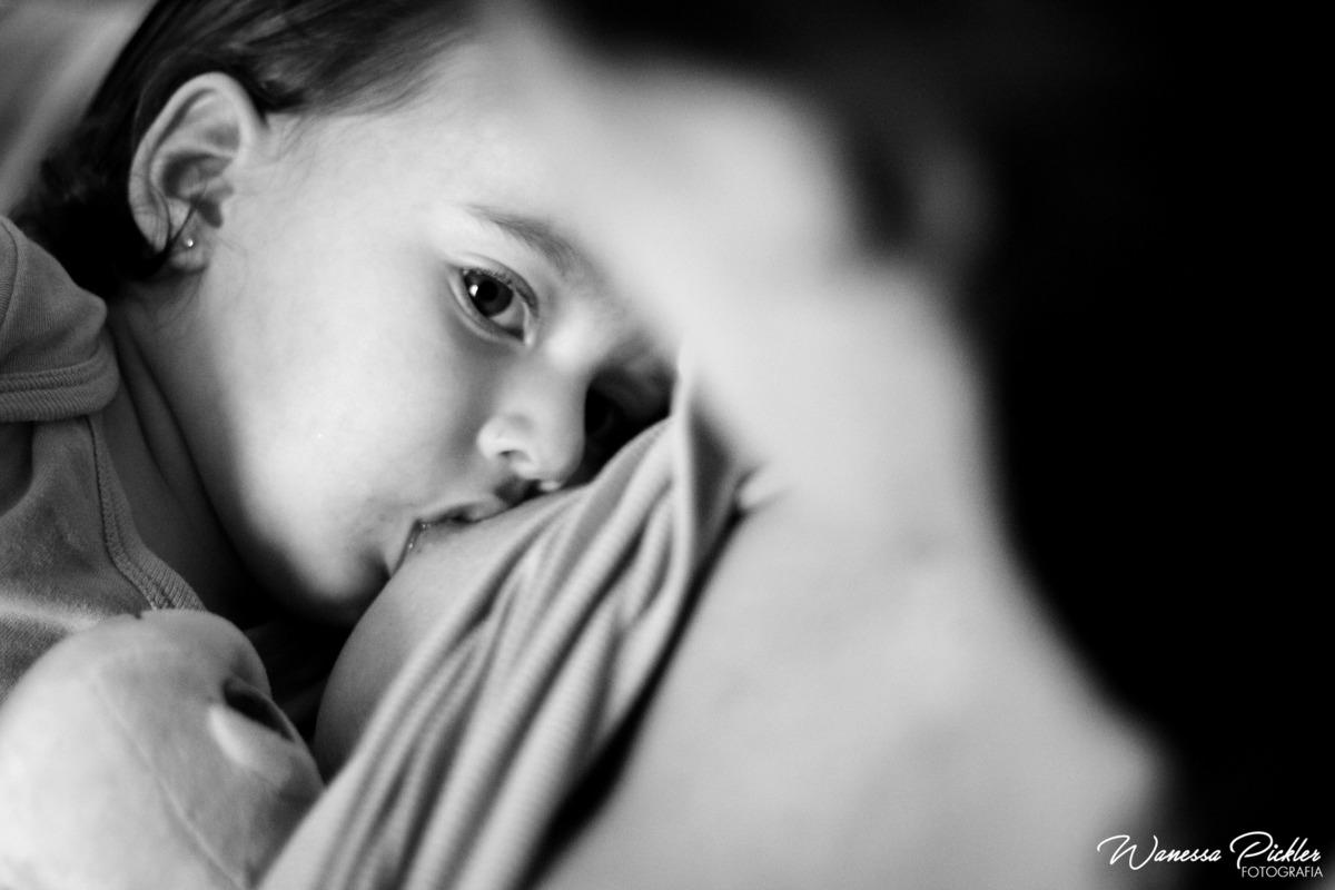 Imagem capa - Amamentação prolongada sim! por Wanessa Pickler