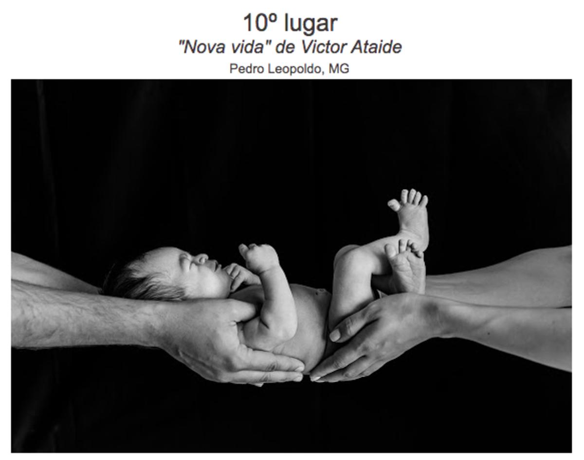 Fotografia Premiada - Prêmio Foto Hera, ensaio família