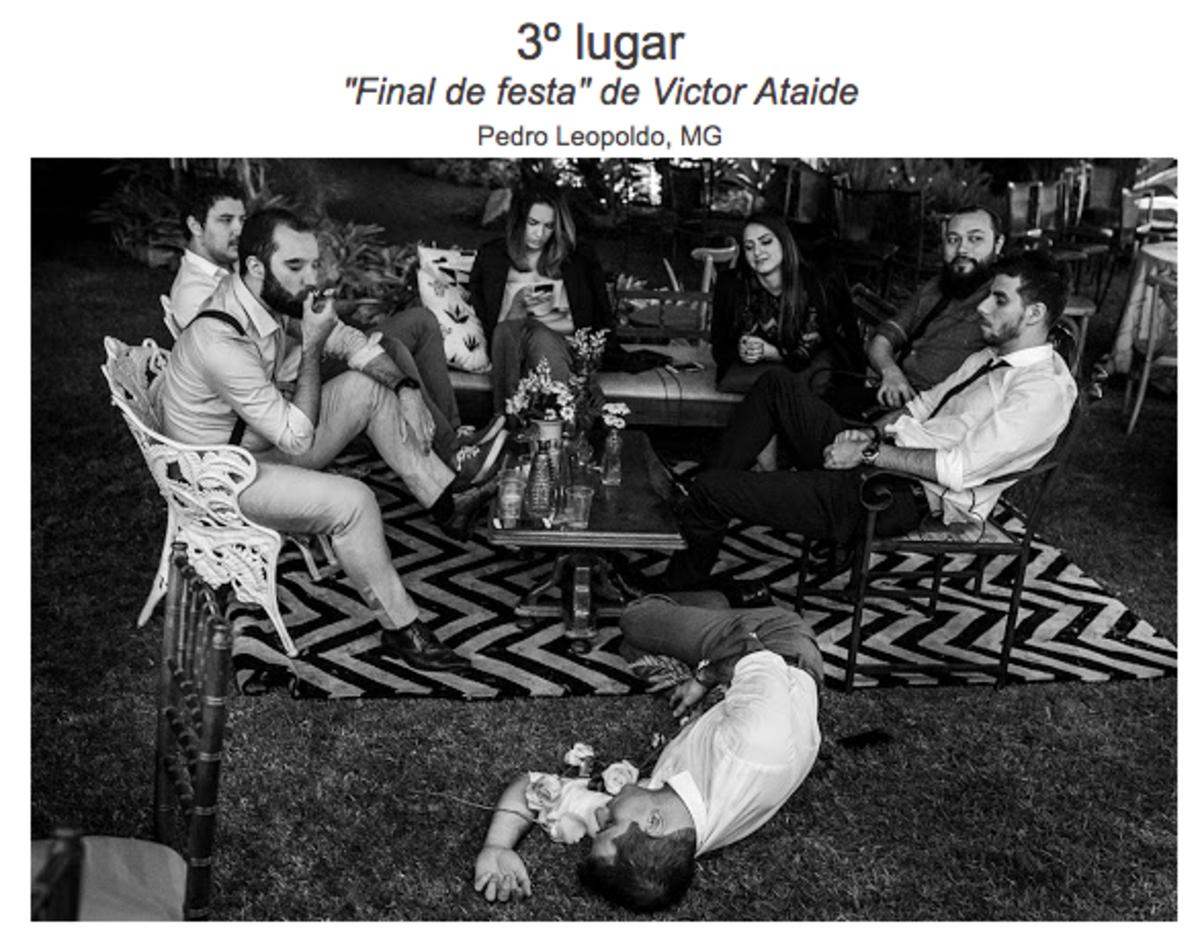 Fotografia Premiada - Prêmio Foto Hera, recepção casamento