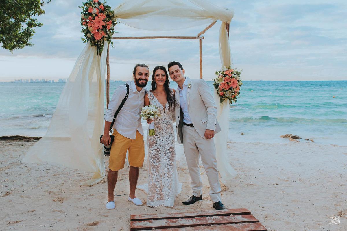 Casamento em Cancún, México, Casar no exterior, Destination Wedding, Fotógrafo de casamento no exterior
