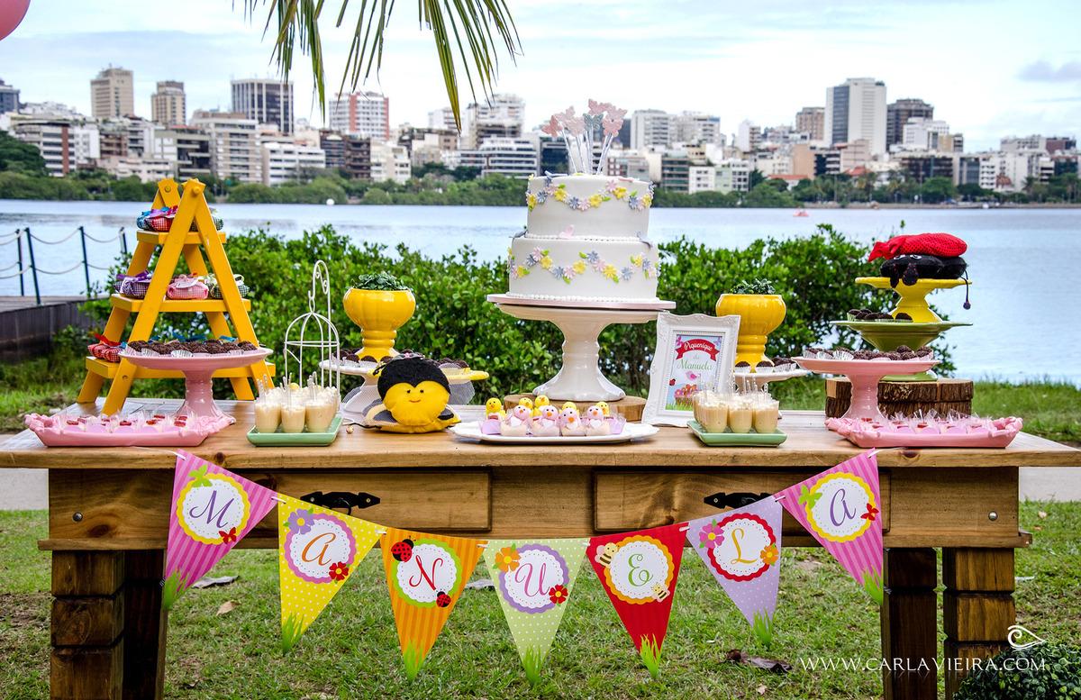 Imagem capa - Já está planejando a festa de aniversário de seu filho? por Carla Vieira