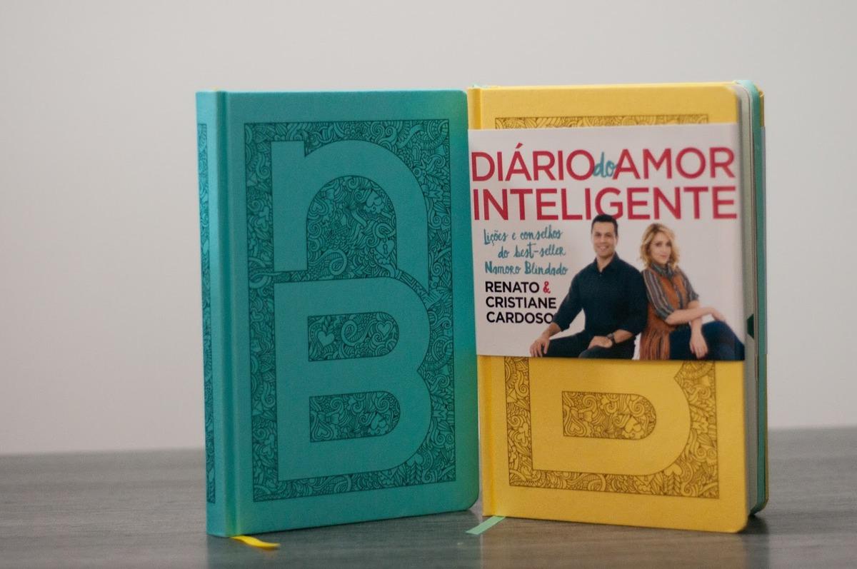 Imagem capa - Lançamento do Livro Diário do amor Inteligente por Scheila Gaspar