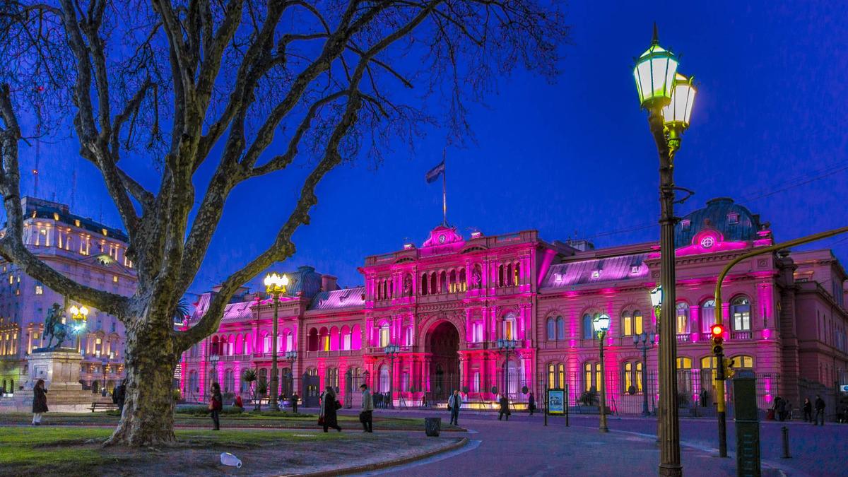 Imagem capa - Buenos Aires por Toddy Holland